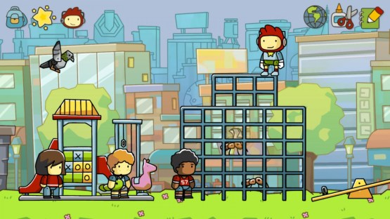 Scribblenauts Unlimited setup free download