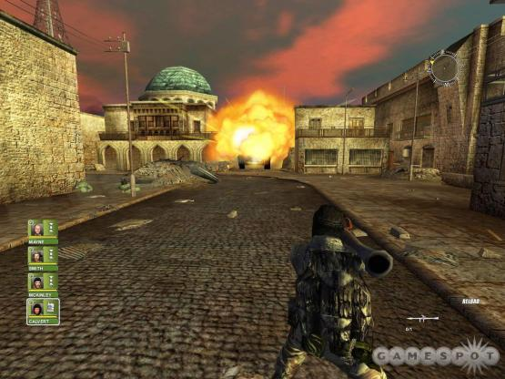 Conflict Desert Storm 2 Download