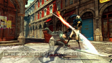 Devil May Cry 4 Setup Free Download