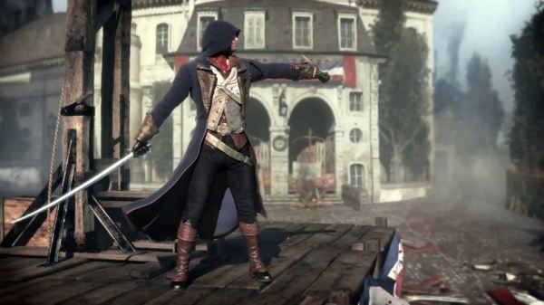 Assassins Creed Unity Free Download - Ocean Of Games