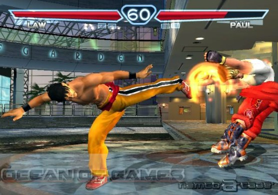 Tekken 4 PC Game Download For Free