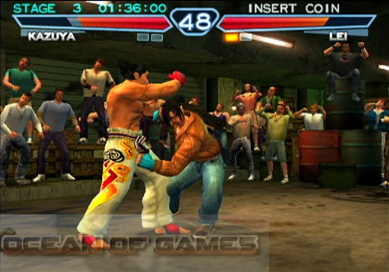 Tekken 4 Setup Free Download