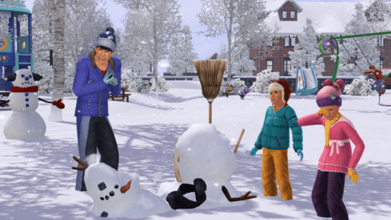 Free Download The Sims 3 Seasons Game