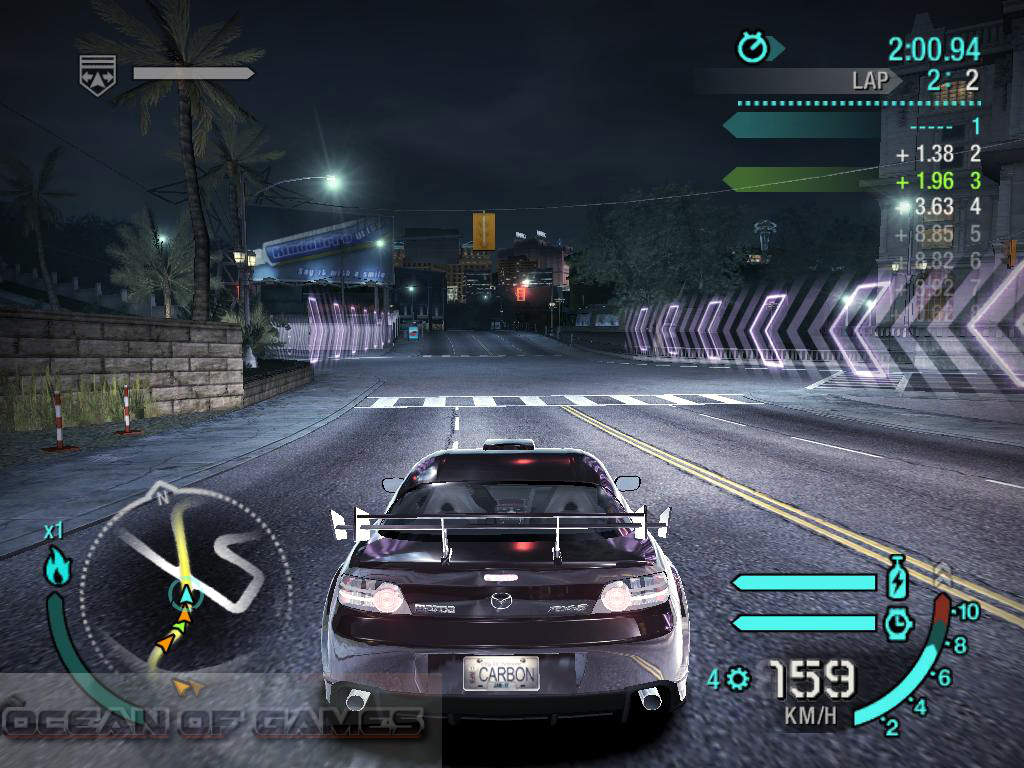 Need For Speed Carbon Free Download Ocean Of Games