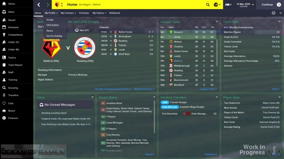Football Manager 2015 Setup Download For Free