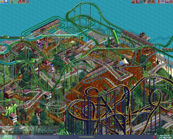 Roller Coaster Tycoon 2 Setup Free Download