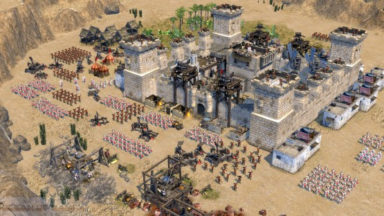 Stronghold Crusader 2 The Templar and The Duke Setup Free Download