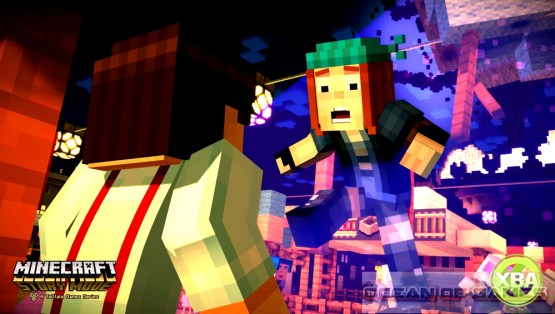 Minecraft Story Mode Episode 2 Features