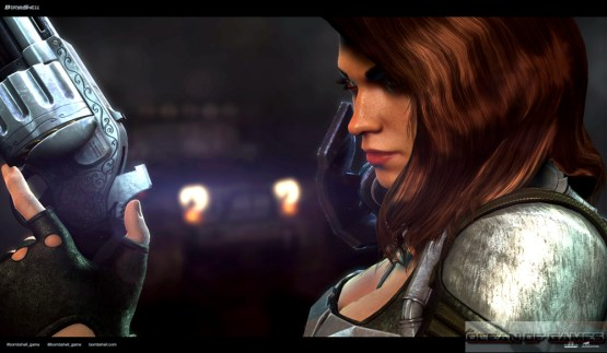 Bombshell PC Game Features