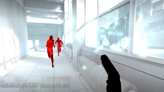 SUPERHOT PC Game Features