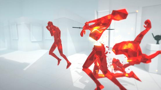 SUPERHOT PC Game Setup Free Download