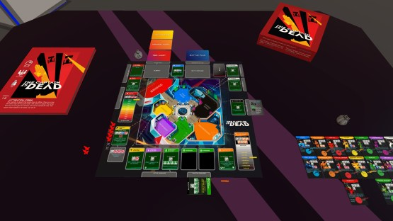 Tabletop Simulator The Captain Is Dead Features