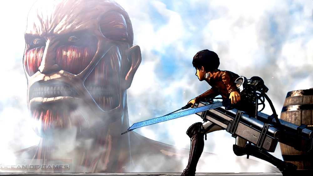 Attack on Titan: Wings of Freedom Free Download [Direct