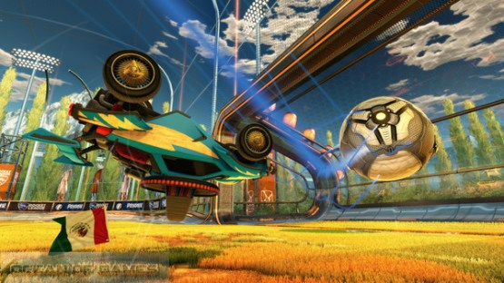 Rocket League Vulcan Download for Free