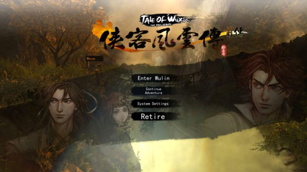 Image result for Tale of Wuxia The Pre Sequel Game Free Download
