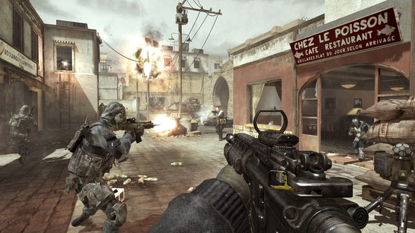 Ocean Of Games Call Duty For Android   Games World