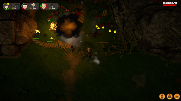 Zombie Forest 2 PC Game Free Download