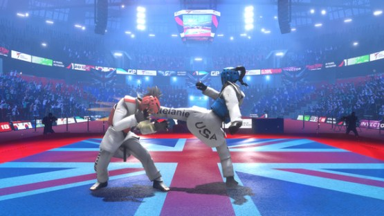 Taekwondo Grand Prix Free Download