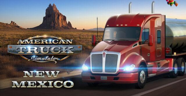American Truck Simulator New Mexico Game