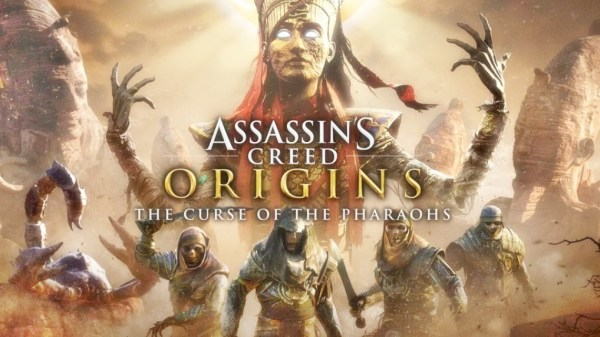 Assassins Creed Origins The Curse of Pharaohs Crash Fix Free Download