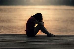 sad girl pic