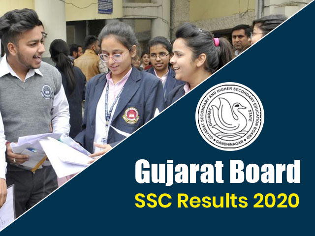 GSEB SSC Result 10 June 2020