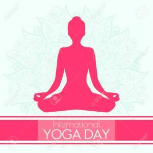 International Yoga day images