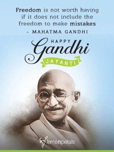 Gandhi Jayanti Images 2020