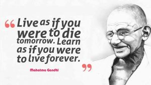 Happy Gandhi Jayanti Quotes 2 October 2020