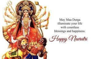 Happy Navratri quotes