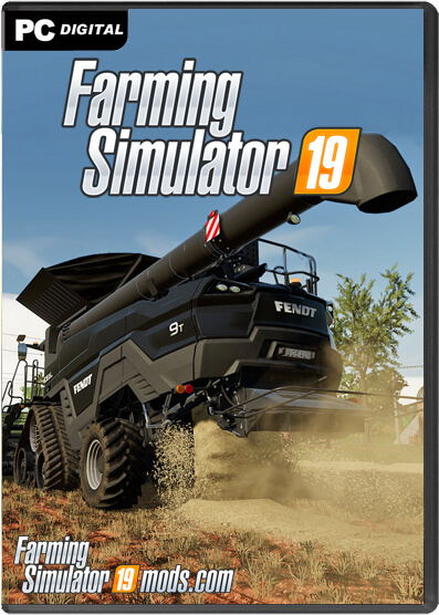 Farming Simulator 19 Download Free PC + Crack