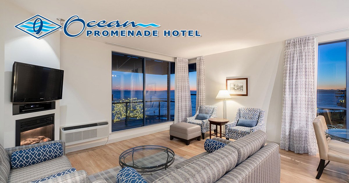 Pets are not allowed at ocean promenade hotel, but don't feel like you have to leave fido at home! Rooms Archive Ocean Promenade Hotel