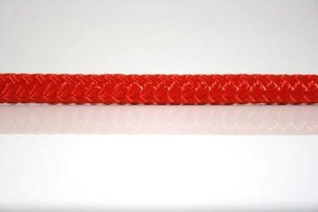 Ocean Rope Braid on Braid Red
