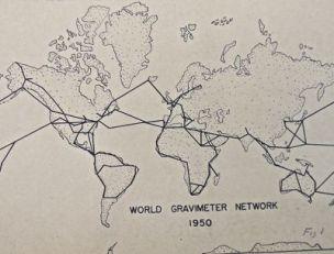 Gravimeter Network UCSD Lib.