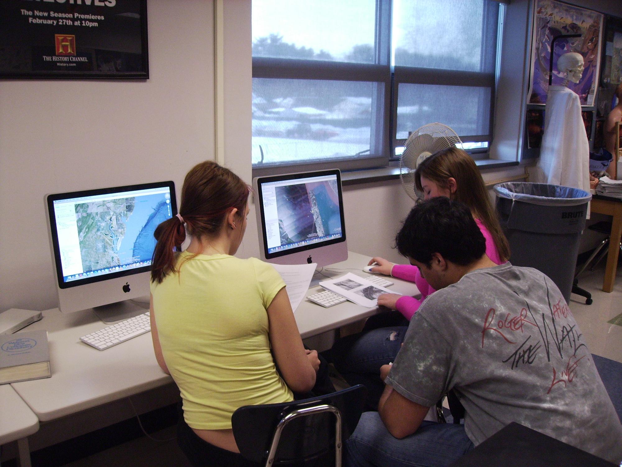 Noaa S Ocean Service S Education Professional Development Vignette Using Real Time Tide Data