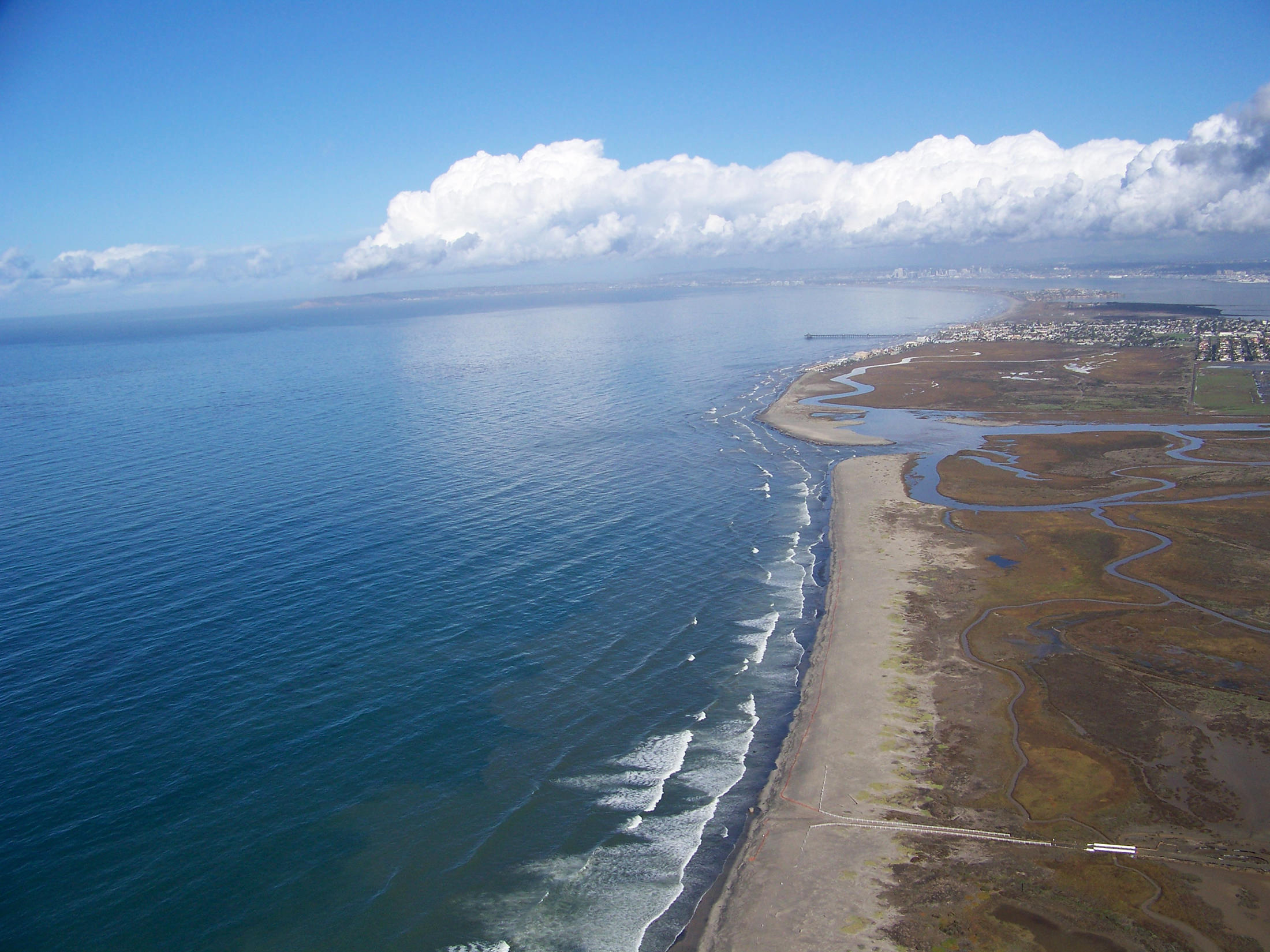 Noaa S National Ocean Service Ocean Images Estuary On The