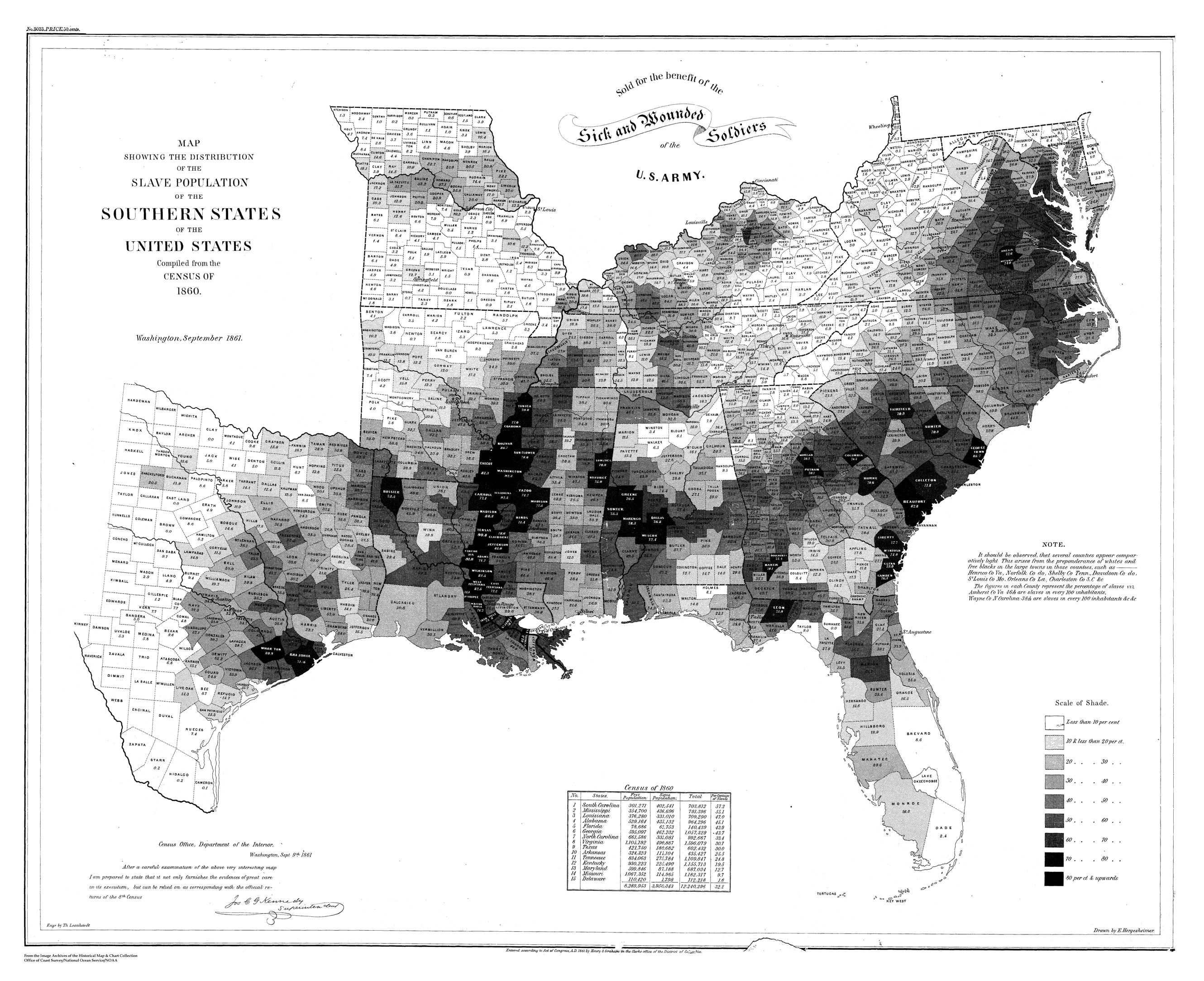 Noaa Civil War Collection Map Features Mapmaking