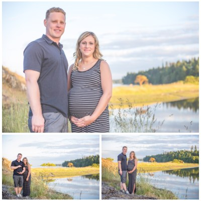 Samantha & Cole's Pipers Lagoon Maternity Session ♥ Nanaimo Maternity Photographer