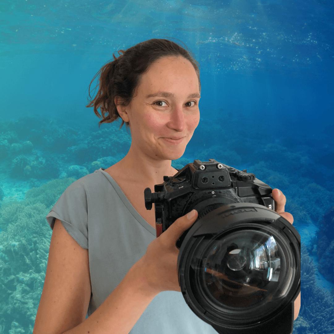 Romina Bayer Underwater Photographer