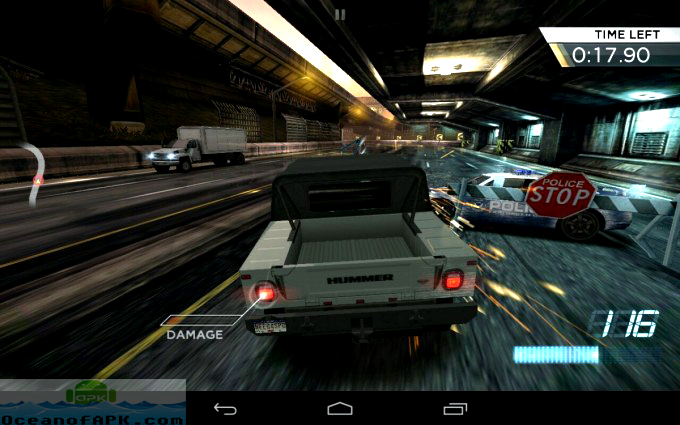 need for speed most wanted 2005 apk + obb