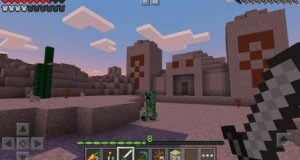 Minecraft Pocket Edition V1.0.4.11Apk Mod Free Download