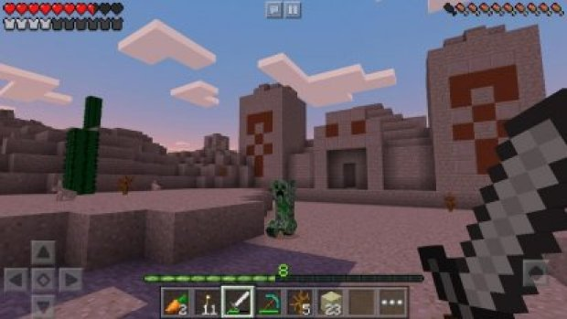 Minecraft Pocket Edition V 1.1.3.03