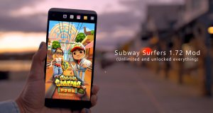 Subway Surfers 1.72.1 apk modded Peru Free Download