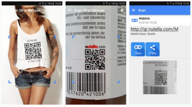 QR and Barcode Scanner PRO APK Free Download