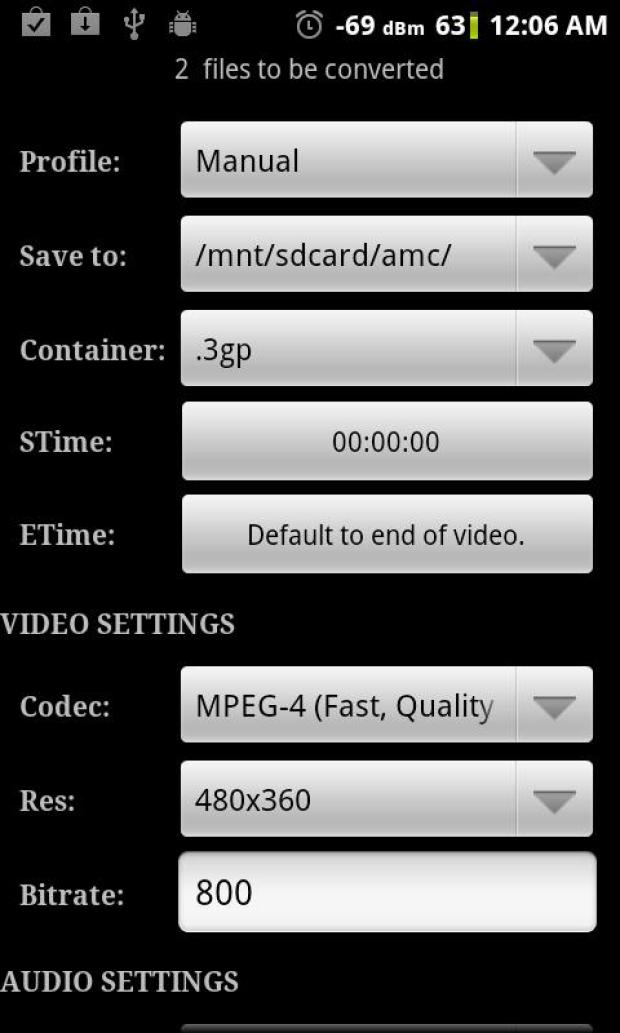 Video Converter APK Free Download