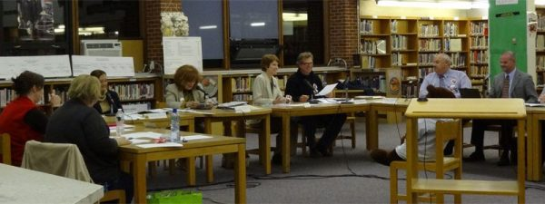 05/08/12 – Tiverton School Committee Meeting | The Current ...