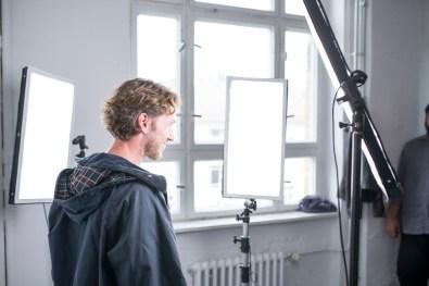 Tageslicht und Mietstudio Berlin