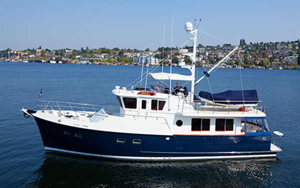 Selene 47 Trawler Yacht Full Specification Ocean Trawler