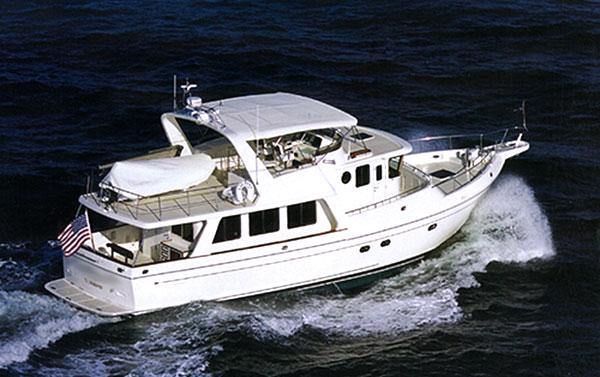 Selene 53 Trawler Yacht Full Specification Ocean Trawler