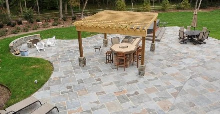 Oceanview Concrete patios